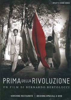 Before the Revolution (Prima della rivoluzione)  (1964)  Director: Bernardo Bertolucci  IMDB: The study of a youth on the edge of adulthood and his aunt, ten years older.  ***CANNOT FIND A SOURCE TO WATCH THIS (AS OF 4/16/14)