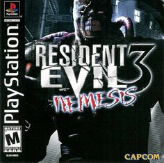 108 best Video Games  PS1 images on Pinterest   Videogames  Video     Resident Evil Nemesis  Sony PlayStation   Go Shop Video Games