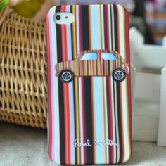 Colorful your life with this Paul Smith case for iphone 4S 4, protect your iPhone 4S with the Paul Smith hard case! Not only does it change the look of your iphone in seconds, but it protects it too.