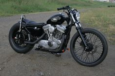 Rigid_EVO Bratstyle Japanese Influence Bike Photos - Page 18 - The Sportster and Buell Motorcycle Forum