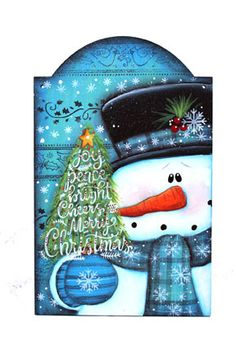 Christmas Clipart, Christmas Art, All Things Christmas, Christmas Ornaments, Snowman Decorations, Christmas Decorations, Wooden Snowmen, Painted Snowman, Snowmen Pictures