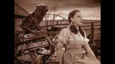 Judy Garland - Somewhere Over The Rainbow - HIGHEST QUALITY Music Video - The Wizard Of Oz, 1939