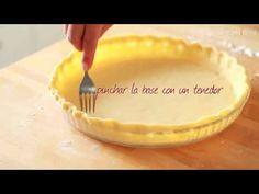 ▶ Masa básica tarta dulce - YouTube