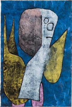 Paul Klee - Pauvre ange
