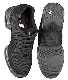466ac4e4f Bloch 538 Black Boost Dance Sneaker. Incorporating super lightweight  materials and a custom fit to