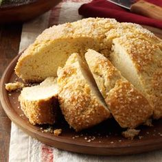 Sweet Italian Holiday Bread Recipe -This is authentic ciambellotto, a sweet loaf my great-grandmother used to bake in Italy. I still use her traditional recipe—the only update I made was for modern appliances.—Denise Perrin, Vancouver, Washington