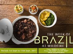 Crowne Plaza Today Gurugram Published by Hootsuite · 23 hrs ·  Like Brazlian Cuisine? You just got lucky for we are celebrating the Brazilian independence week and serving the best cuisines from Brazil. Book your table at +918860027121 #Brazil #BrazilianCuisine #Wildfire #CrownePlaza #Gurugram