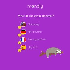 Learn languages online for free with Mondly, the language learning app loved by millions of people worldwide.