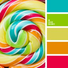 1000 ideas about bright color palettes on pinterest