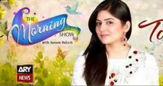 The Morning show with sonam