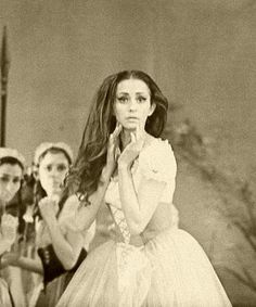 Natalia Bessmertnova as Giselle