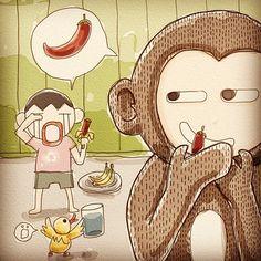 The Revenge of Monkey