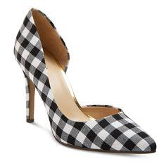 Women's d'Orsay Lainee Pumps with 3.75 Heels Merona -