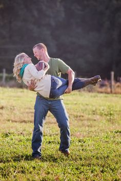Playful engagement session incorporating love of sports & football. by Claire Diana Photography