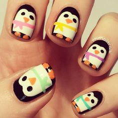 christmas by thenailtrail  #nail #nails #nailart