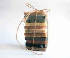 25 Party favors colorful cold processed hand by BeeBirdSoapShop, $35.00