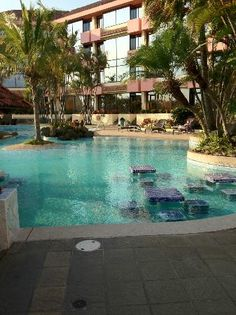 the Ramada Plaza Herradura (San Jose)