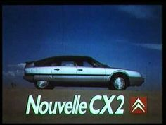 """Watch Grace Jones' """"Banned"""" Citroën CX TV Commercial 