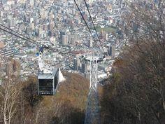 Moiwa-yama observatory   Sapporo   Japan Hoppers - Japan Travel Guide
