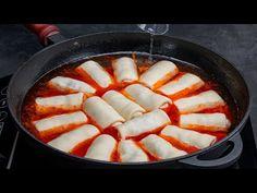 Mai bune decat sarmalele! Am descoperit aceasta reteta si o prepar la fiece masa de sarbatoare - YouTube Romanian Food, Kielbasa, Diy Food, Cornbread, Food Videos, Food And Drink, Cooking Recipes, Pasta, Baking