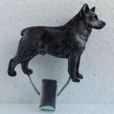 Australian-Stumpy-Tail-Cattle-Dog-Blue-Show-Ring-Clip-Dog-Breed-Jewellery-Resin