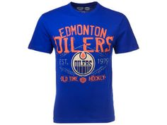 Edmonton Oilers NHL Men's CN Scorch T-Shirt