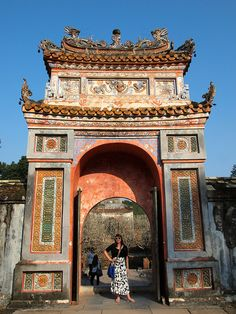 Exploring the Imperial City of Hue, Vietnam