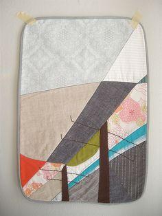 powerline quilt