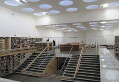 Alvar Aalto.    Vyborg Library.