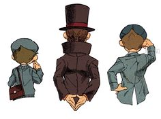 professor layton | Tumblr