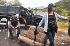 In Pictures: Mexico vigilantes battle cartels - In Pictures - Al Jazeera English