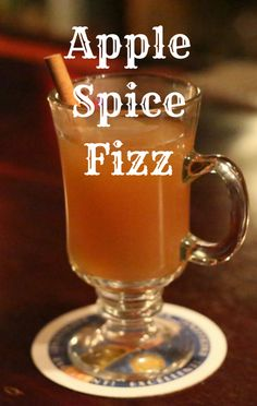 Clinton Kelly prepared a cocktail on 'The Chew' perfect for sipping around the holidays. This Apple Spice Fizz will fire up your taste buds and put a smile on your face.