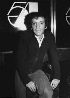 Steve Rubell. Owner of the famed Studio 54.