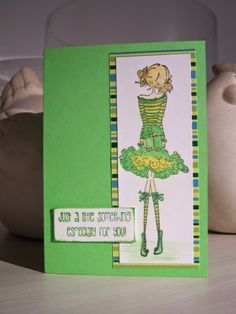 Annie's blog: Stampingbella uptown girl Paisley