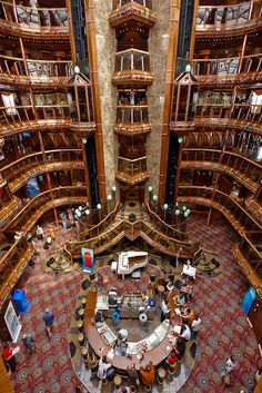 Carnival Cruise Lines, Carnival Paradise atrium by flee the cities Best Cruise, Cruise Tips, Cruise Travel, Cruise Vacation, Vacation Destinations, Dream Vacations, Caribbean Vacations, Fantasy Places, Travel Activities