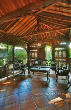 Simple Ethnic @ Joglo Plawang, Yogyakarta, Photo: iDEA/Indra Zaka Permana
