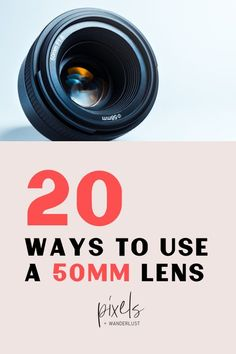 20 Ways To Use A Lens The lens is refreshing in its simplicity, affordability, and exceptional quality. Here, we'll delve into how to best use a lens to achieve striking images. Dslr Photography Tips, Photography Lessons, Photography For Beginners, Photoshop Photography, Photography Equipment, Photography Business, Photography Tutorials, Creative Photography, Digital Photography