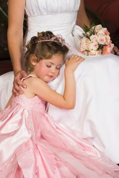 You know she's going to be adorable, but what else does a bride need to understand about the little girl behind the basket?