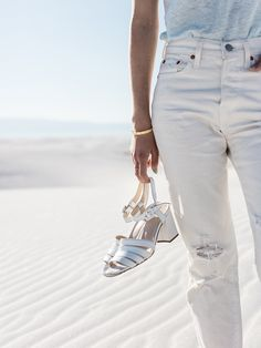 Gap x Cereal Magazine: White Sands