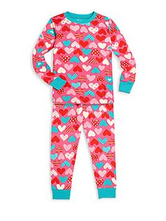 Sleepwear Girls Lot Of 2 Pjs One Piece Footed Sleepwear Sleeper Hat Aromatic Character And Agreeable Taste Baby & Toddler Clothing F