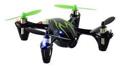 """Hubsan X4 H107C Mini 4 CH 2"""" Quadcopter RTF 2.4Ghz HD Camera - Black Green $61.41"""
