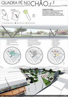 creative representation for architecture Architecture Sketchbook, Architecture Panel, Architecture Images, Architecture Portfolio, Concept Architecture, Presentation Board Design, Architecture Presentation Board, Project Presentation, Urban Design Diagram