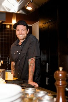 Chuck Hughes CookandDate, via Flickr