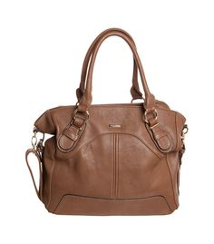 WITTCHEN 'Young' basic brown bag