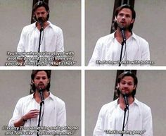Nawww.... protective over family... he is a born winchester