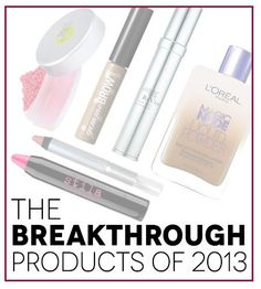 The Breakthrough Products of 2013