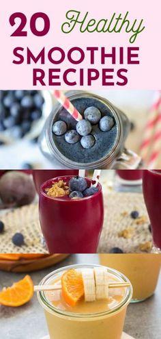 Fig Smoothie, Antioxidant Smoothie, Freezer Smoothies, Low Carb Smoothies, Yogurt Smoothies, Smoothie Ingredients, Berry, Healthy Recipes