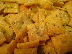 vicki's ranch cheese-it crackers