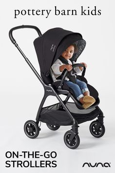 The Nuna Triv Stroller is the ideal travel companion for quick trips to the store or family outings. The lightweight compact, one-hand fold makes it easy for jet setting or getting across town, and the merino wool insert provides just the right amount of cozy.