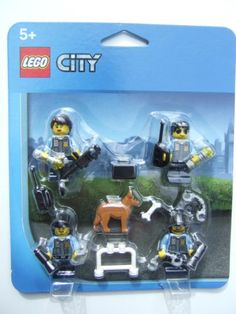 Shop Lego Police Accessory set, Free delivery and returns on eligible orders of or more. Police Accessories, Lego Police, Shop Lego, Lego Boards, Wrangler Shirts, Lego Toys, Lego Minecraft, Train Car, Sully